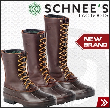 New Schnee's PAC Boots
