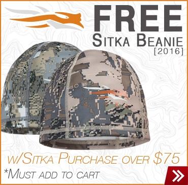 Sitka Beanie Promo