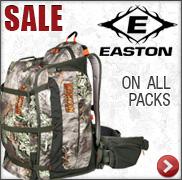 Easton Packs on Sale!