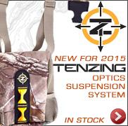 New Tenzing Bino Harness