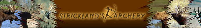 Strickland's Archery Broadheads