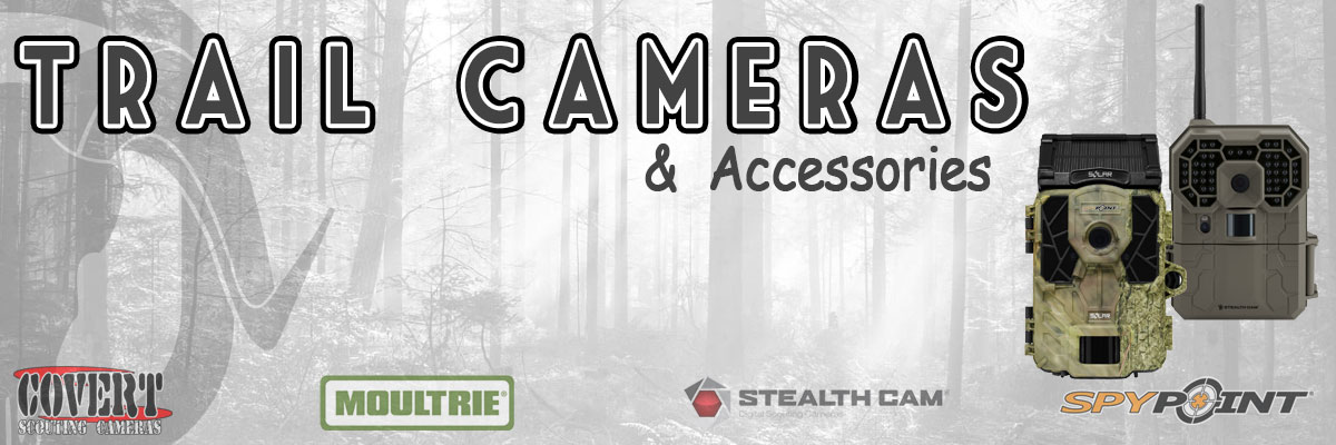 Trail Camera's and Accessories