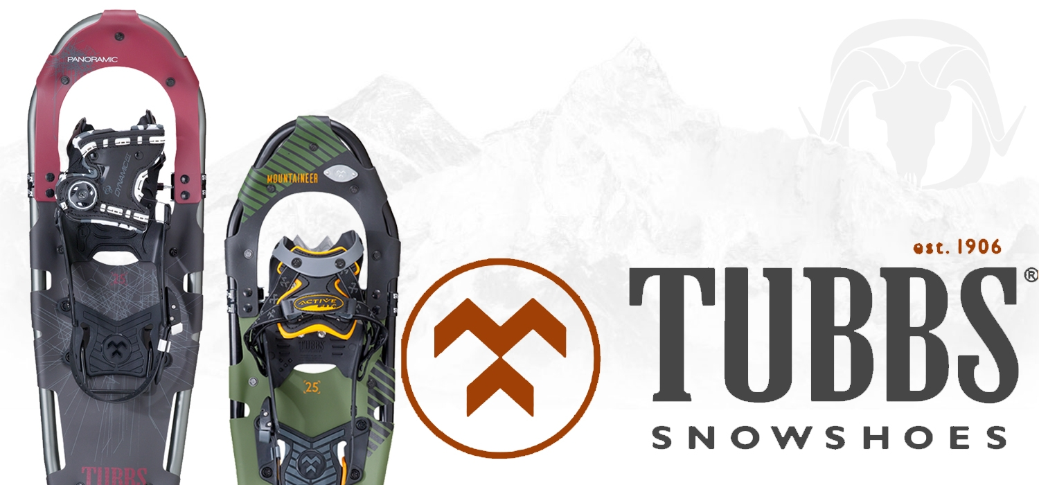 Tubbs Snowshoe Selection on BlackOvis.com