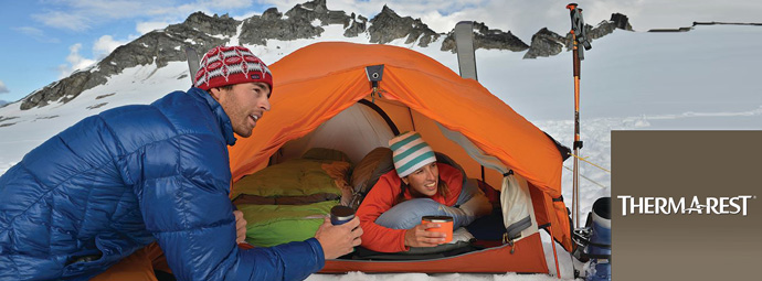 Thermarest Camping and Outdoor Gear