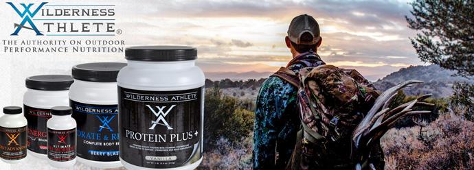 Wilderness Athlete Supplements