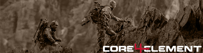 Core4Element Camo Hunting Colthing and Apparel