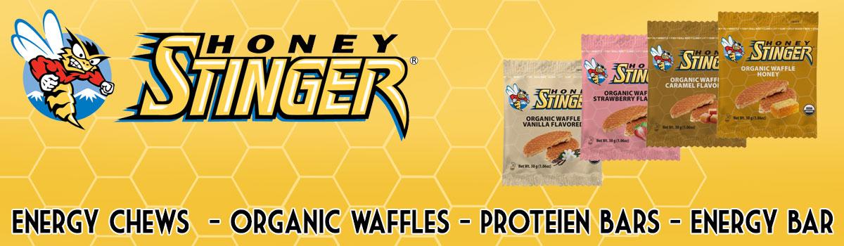 Honey Stinger Organic Nutrition