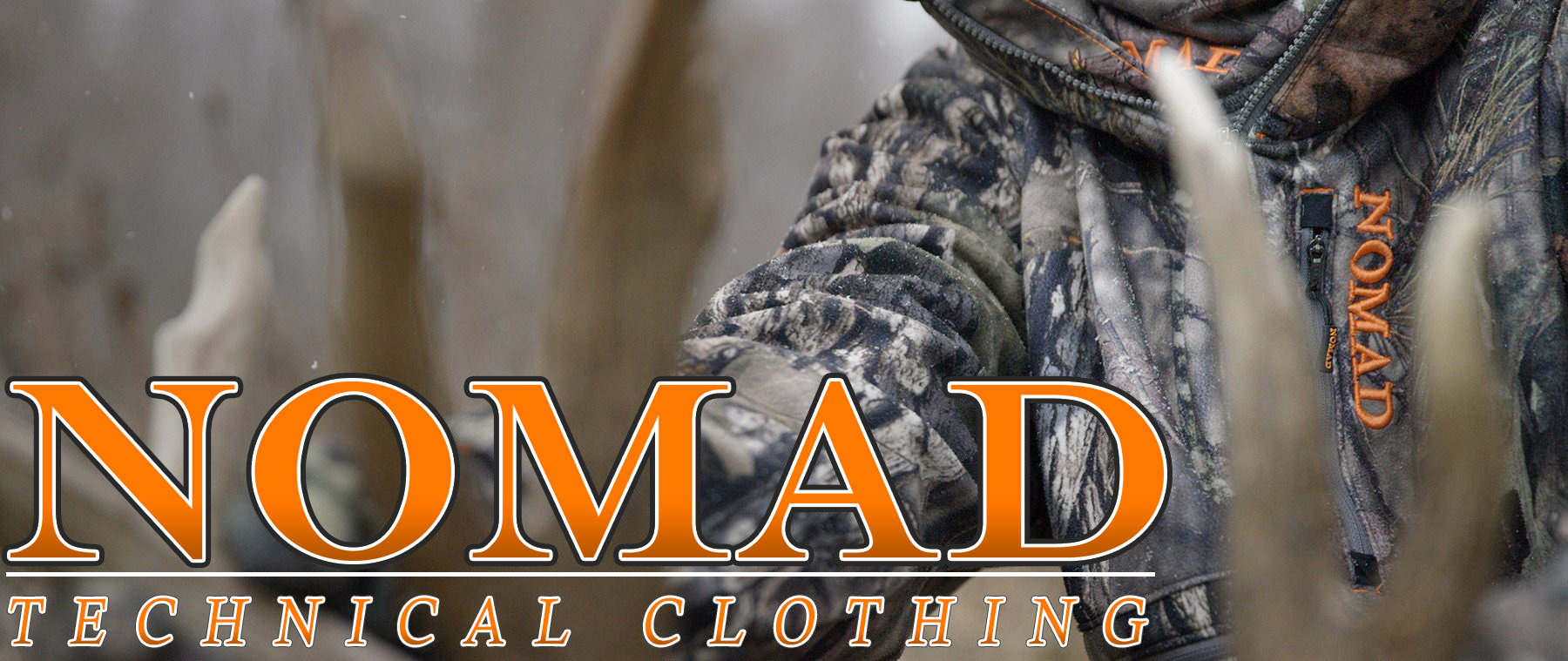 Nomad Hunting Clothing | Nomad Hunting Gear | Black Ovis