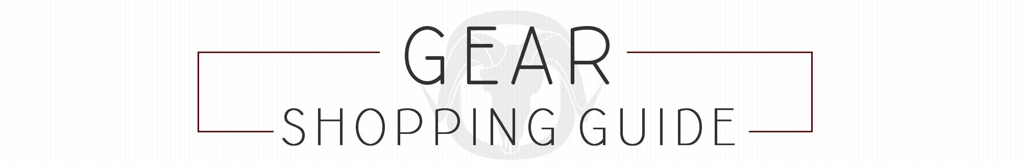 BlackOvis Gear Selection Guide