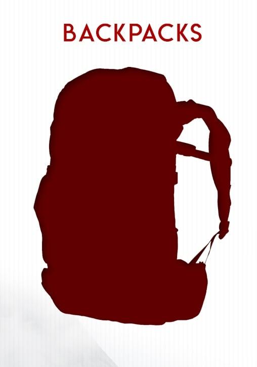 Backpack Selection on BlackOvis.com