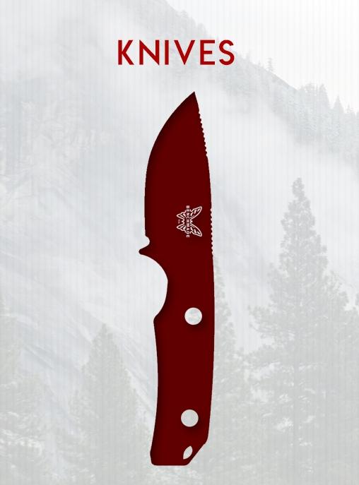 Knives Selection on BlackOvis.com