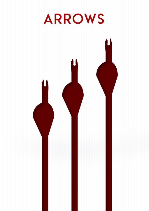 Arrows Selection on BlackOvis.com