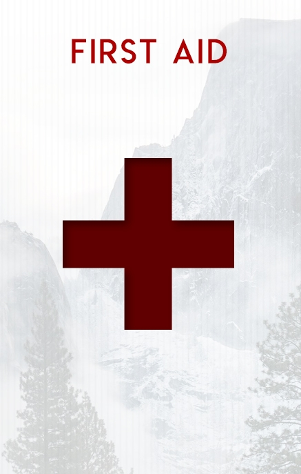 First Aid Selection on BlackOvis.com
