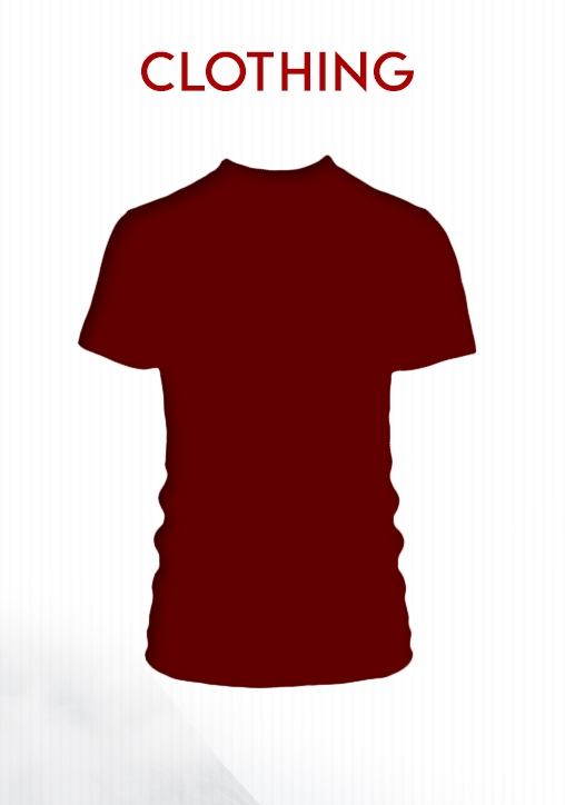 Clothing Clearance Selection on BlackOvis.com