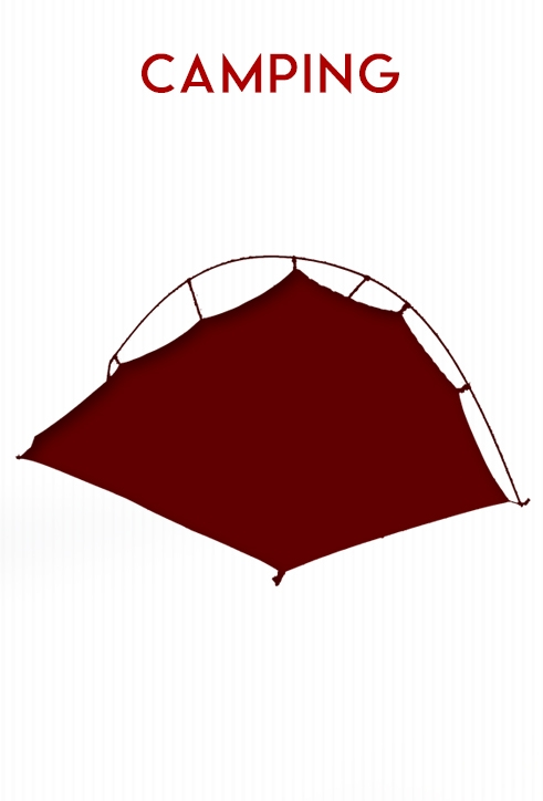 Camping Clearance Selection on BlackOvis.com