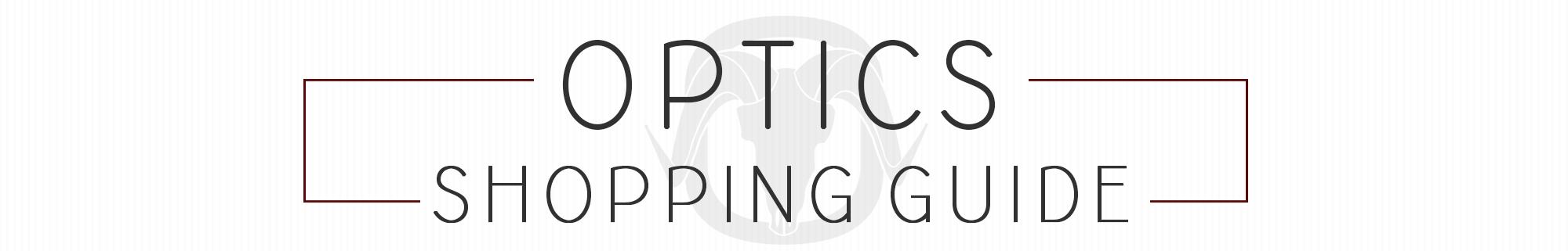 BlackOvis Optics Selection Guide