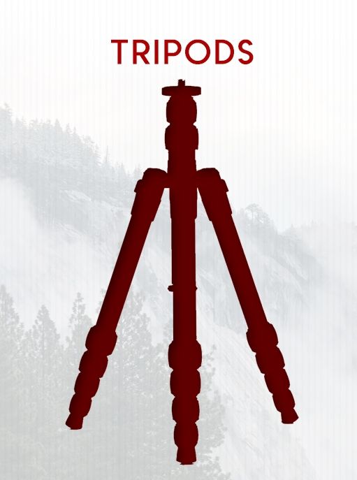 Tripods Selection on BlackOvis.com