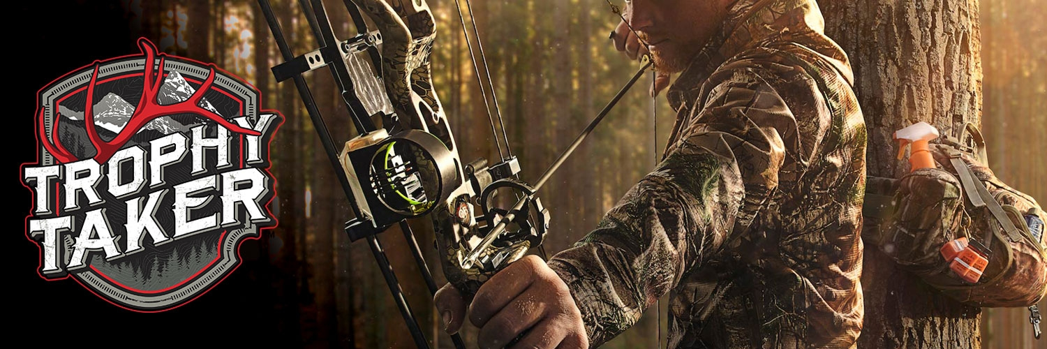 Shop Trophy Taker Broadheads and Rests Here
